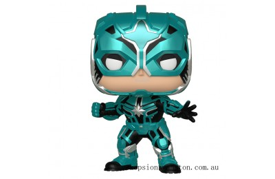 Marvel Captain Marvel Star Commander (Yon-Rogg) Funko Pop! Vinyl Clearance Sale