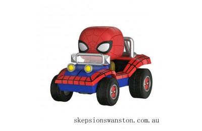 Marvel Comics Spidermobile EXC Funko Funko Pop! Ride Clearance Sale