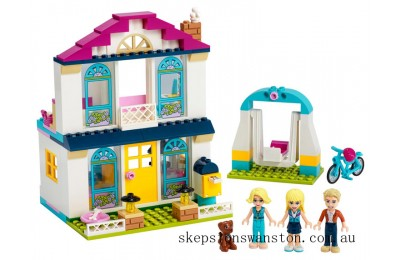 Genuine Lego 4+ Stephanie's House