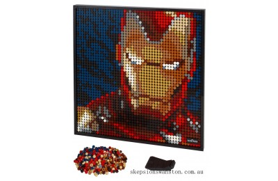 Hot Sale Lego Marvel Studios Iron Man