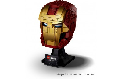 Hot Sale Lego Iron Man Helmet