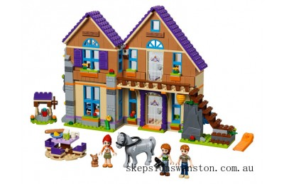 Outlet Sale Lego Mia's House