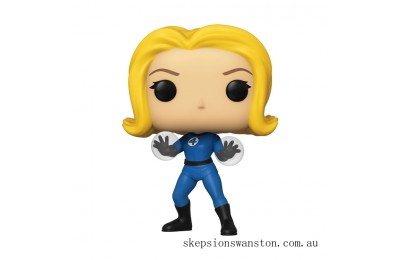 Marvel Fantastic Four Invisible Girl Funko Pop! Vinyl Clearance Sale
