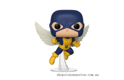 Marvel 80th Angel Funko Pop! Vinyl Clearance Sale
