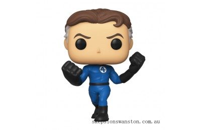 Marvel Fantastic Four Mister Fantastic Funko Pop! Vinyl Clearance Sale