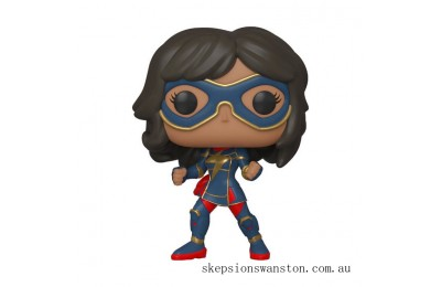 Marvel Avengers Kamala Khan (Stark Tech Suit) Funko Pop! Vinyl Clearance Sale