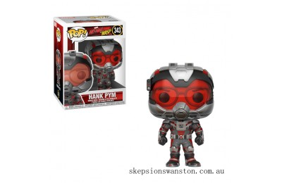 Marvel Ant-Man & The Wasp Hank Pym Funko Pop! Vinyl Clearance Sale