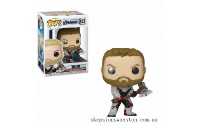 Marvel Avengers: Endgame Thor Funko Pop! Vinyl Clearance Sale