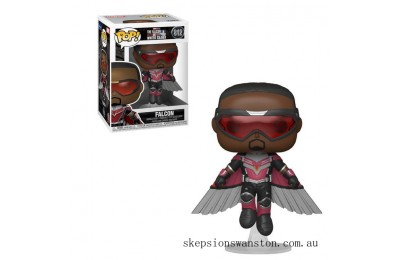 Marvel Falcon & Winter Soldier Falcon Flying Pop! Vinyl Clearance Sale