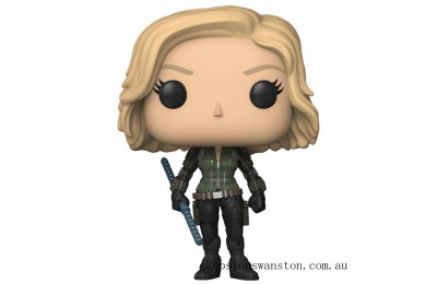Marvel Avengers Infinity War Black Widow Funko Pop! Vinyl Clearance Sale