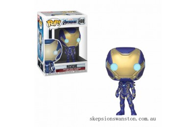 Marvel Avengers: Endgame Rescue Funko Pop! Vinyl (Wave 2) Clearance Sale