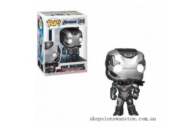 Marvel Avengers: Endgame War Machine Funko Pop! Vinyl Clearance Sale