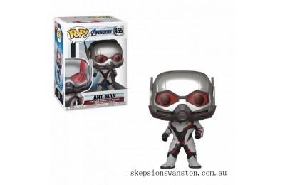 Marvel Avengers: Endgame Ant-Man Funko Pop! Vinyl Clearance Sale