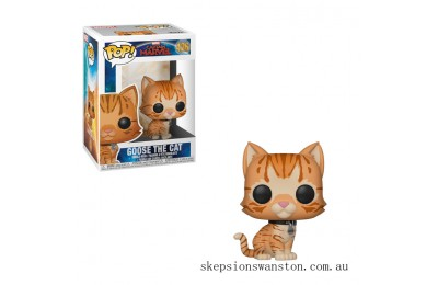 Marvel Captain Marvel Goose the Cat Funko Pop! Vinyl Clearance Sale
