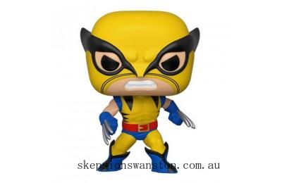 Marvel 80th Wolverine Funko Pop! Vinyl Clearance Sale