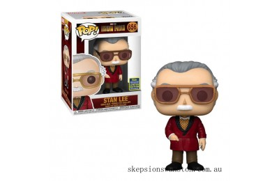 Marvel Stan Lee Cameo Convention EXC Pop! Vinyl Clearance Sale