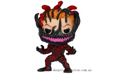 Marvel Venom Carnage Cletus Kasady Funko Pop! Vinyl Clearance Sale