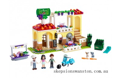 Discounted Lego Heartlake City Restaurant