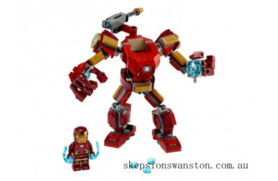 Clearance Lego Iron Man Mech