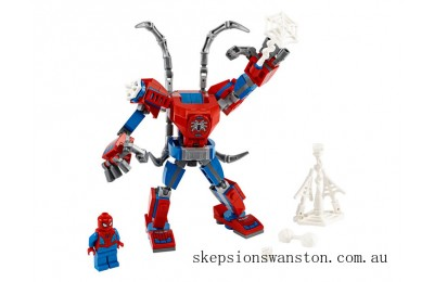 Discounted Lego Spider-Man Mech