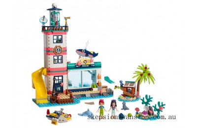 Discounted Lego Lighthouse Rescue Center