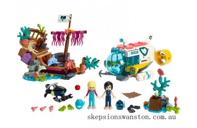 Clearance Lego Dolphins Rescue Mission