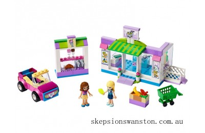 Discounted Lego Heartlake City Supermarket