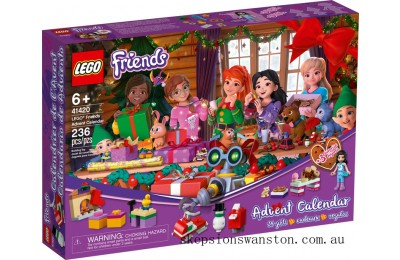 Clearance Lego® Friends Advent Calendar