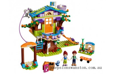 Genuine Lego Mia's Tree House