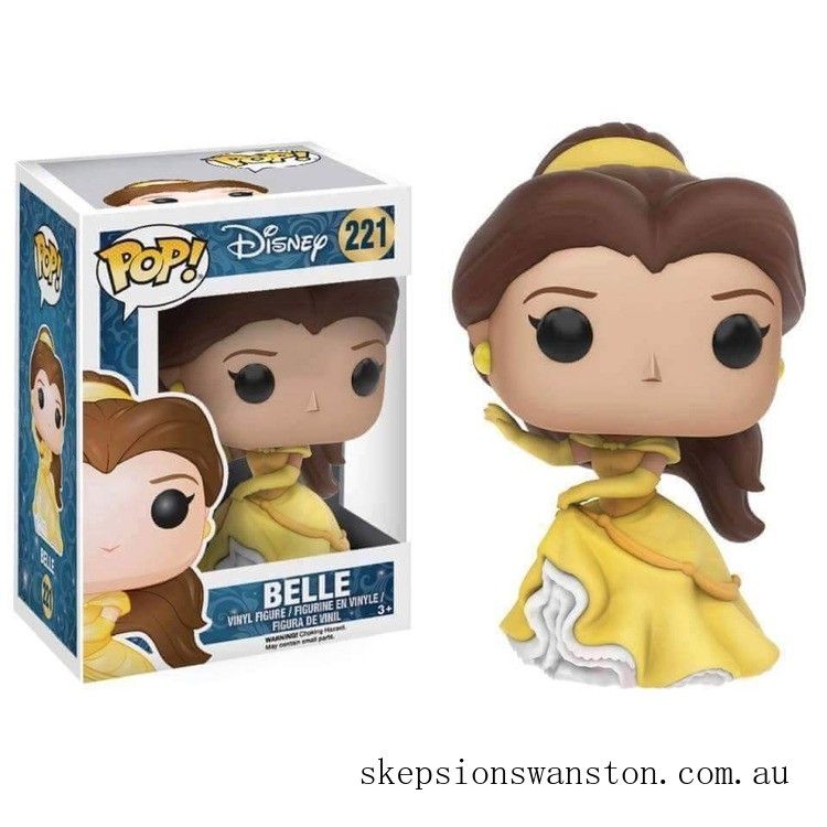 Disney Beauty and the Beast Belle Funko Pop! Vinyl Clearance Sale