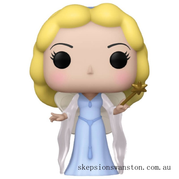 Disney Pinocchio Blue Fairy Pop! Vinyl Figure Clearance Sale