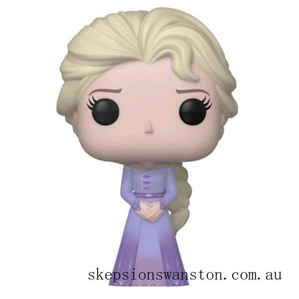 Disney Frozen 2 Elsa Intro EXC Funko Pop! Vinyl Clearance Sale