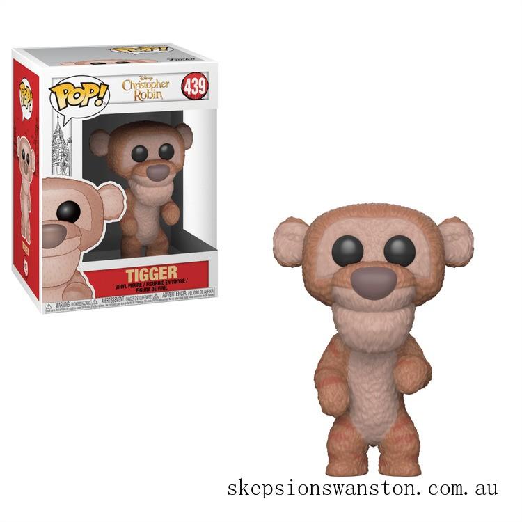 Disney Christopher Robin Tigger Funko Pop! Vinyl Clearance Sale
