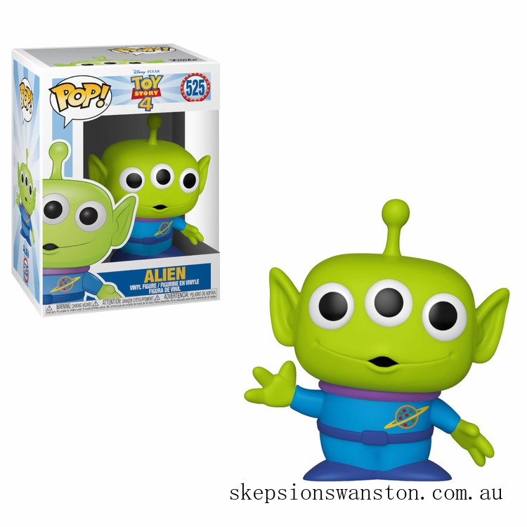 Toy Story 4 Alien Funko Pop! Vinyl Clearance Sale