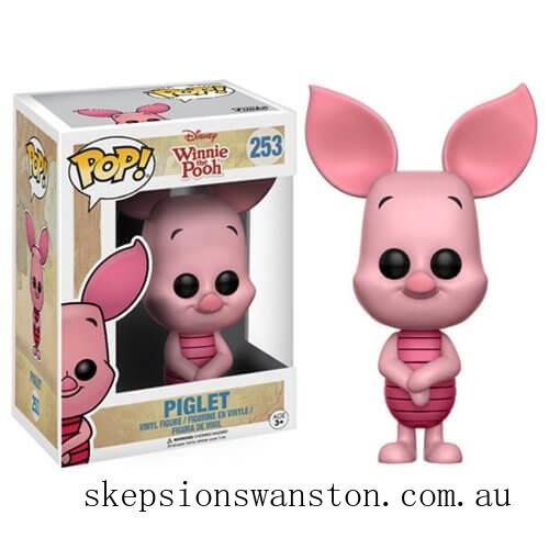 Winnie the Pooh Piglet Funko Pop! Vinyl Clearance Sale