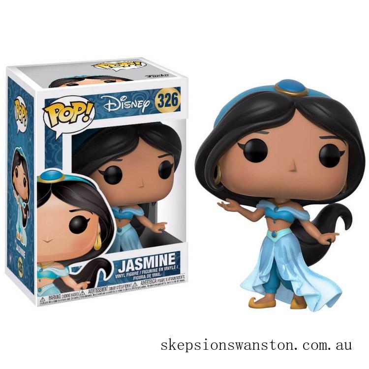 Disney Aladdin Jasmine Funko Pop! Vinyl Clearance Sale