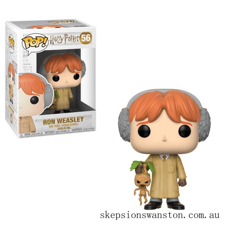 Harry Potter Ron Weasley Herbology Funko Pop! Vinyl Clearance Sale