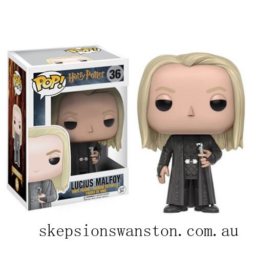 Harry Potter Lucius Malfoy Funko Pop! Vinyl Clearance Sale