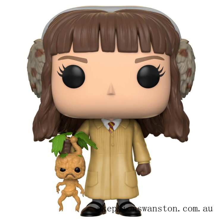 Harry Potter Hermione Granger Herbology Funko Pop! Vinyl Clearance Sale