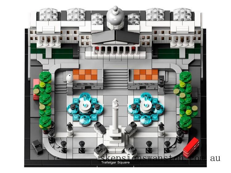 Outlet Sale Lego Architecture Trafalgar Square
