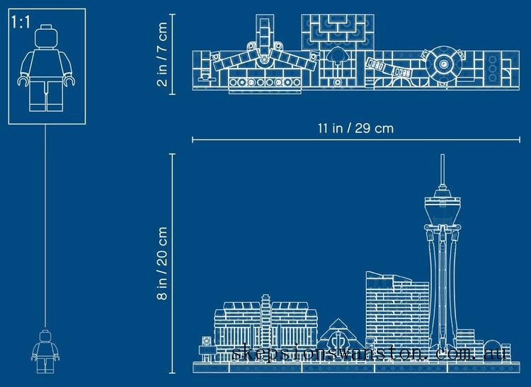 Clearance Lego Architecture Las Vegas