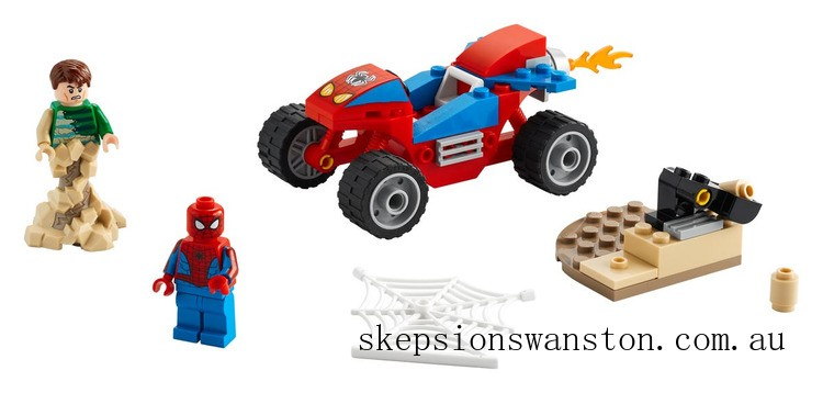 Clearance Lego Spider-Man and Sandman Showdown