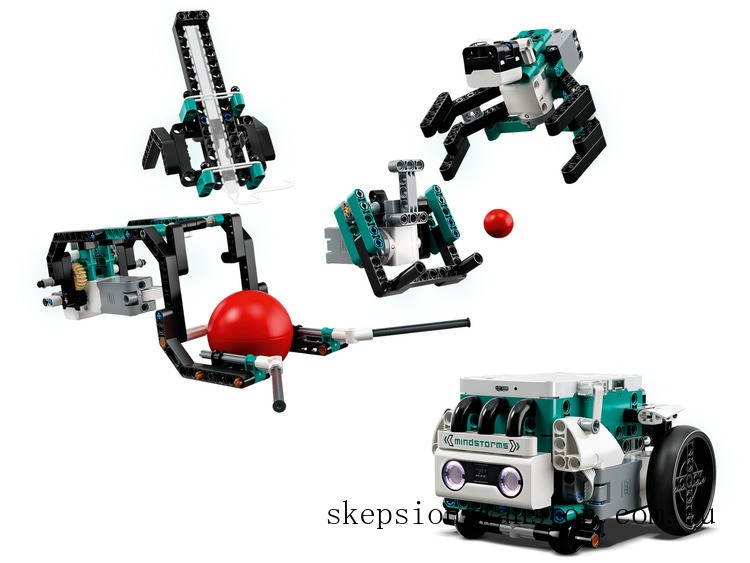 Clearance Lego Robot Inventor