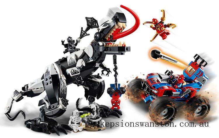 Discounted Lego Venomosaurus Ambush