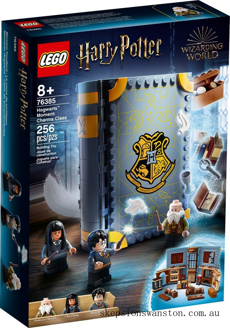 Discounted Lego Hogwarts™ Moment: Charms Class