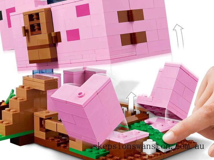Genuine Lego The Pig House
