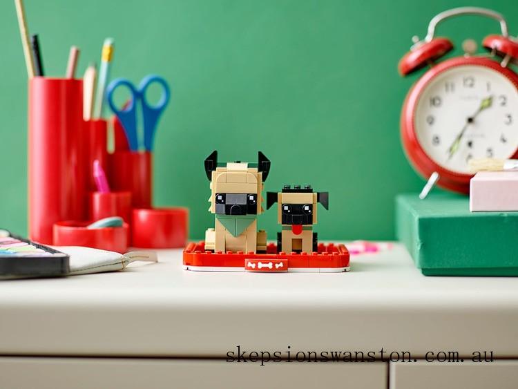 Outlet Sale Lego German Shepherd
