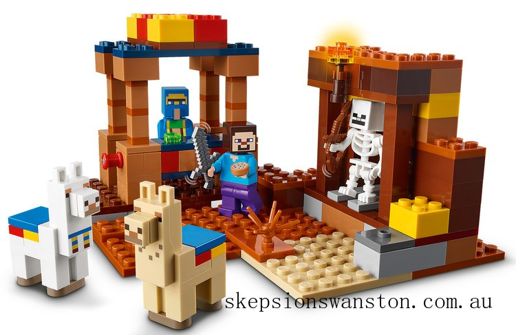 Outlet Sale Lego The Trading Post