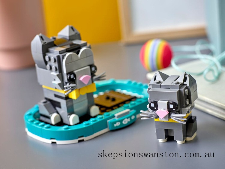 Discounted Lego Shorthair Cats