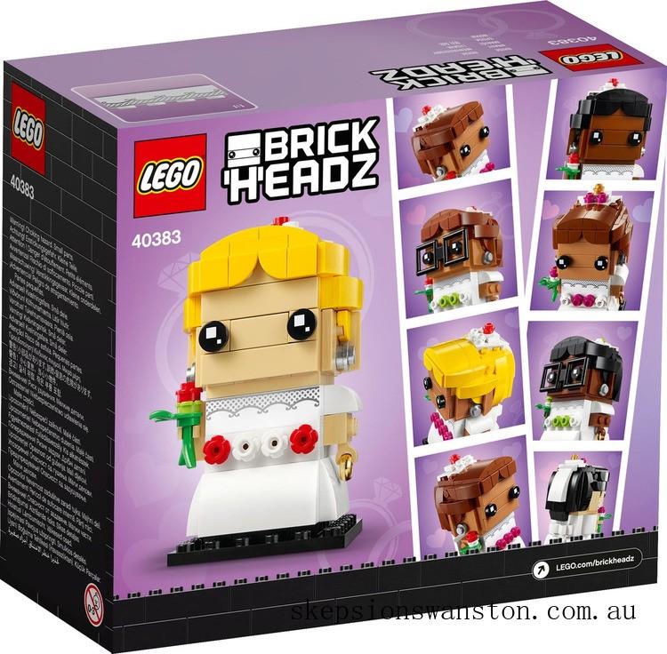 Clearance Lego Wedding Bride